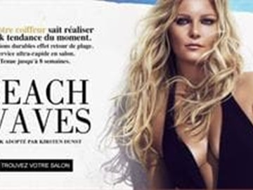 BEACH WAVES de L´OREAL